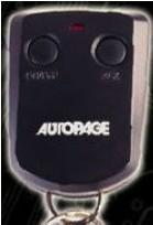 -  Autopage 2 Button Remote B23AT66
