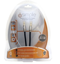 Audio/Video iSimple AuxWire 3.5mm (1/8