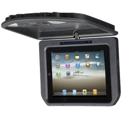 In-Vehicle Enteraniment Dock for IPAD-1 and IPAD-2