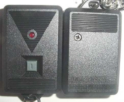-  Audiovox APS-1T CASE ONLY
